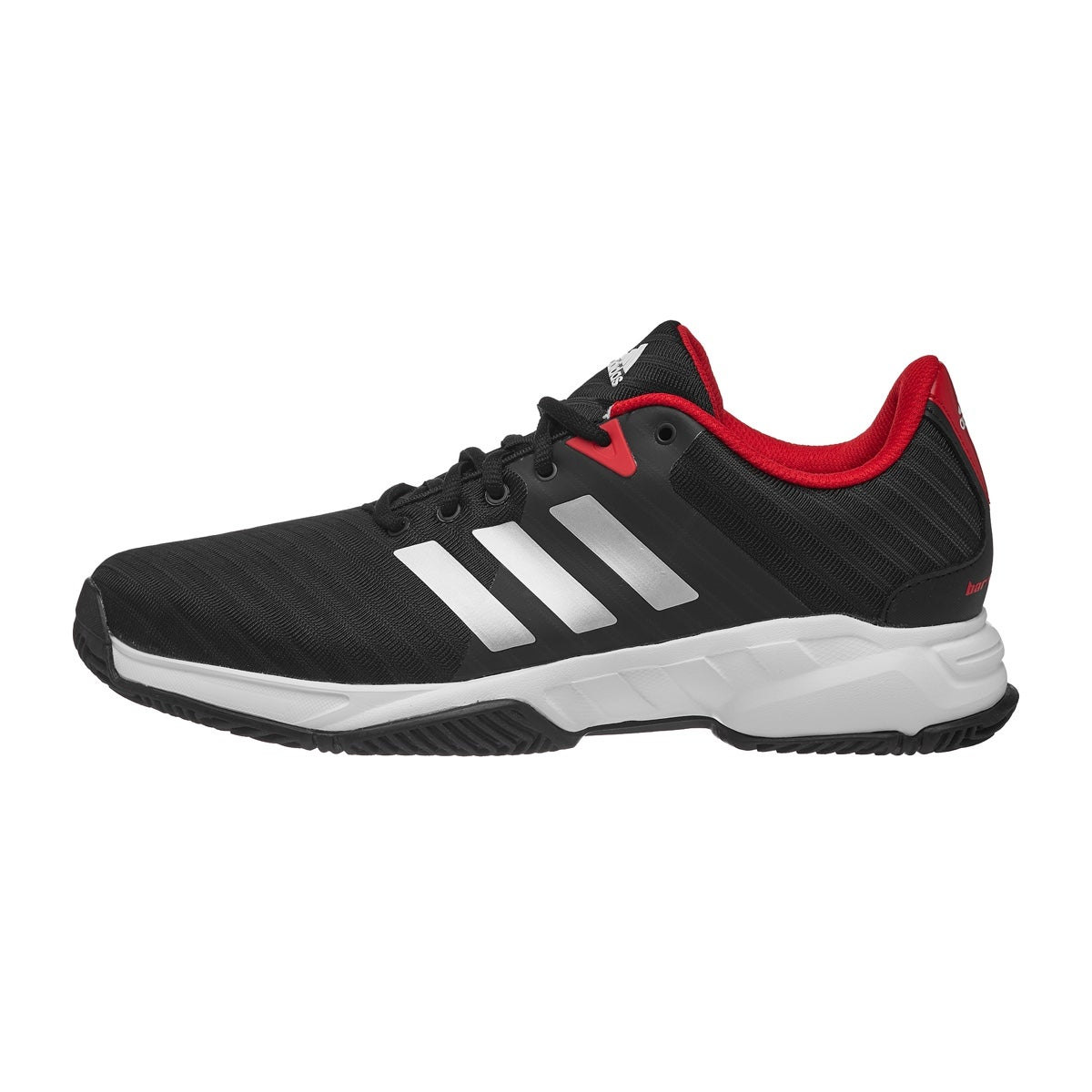 Adidas White Black Red S Shoes Tennis