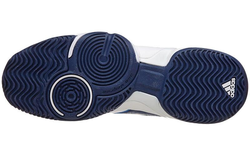 adidas Barricade Club xJ Blue/White/Orange Junior Shoes