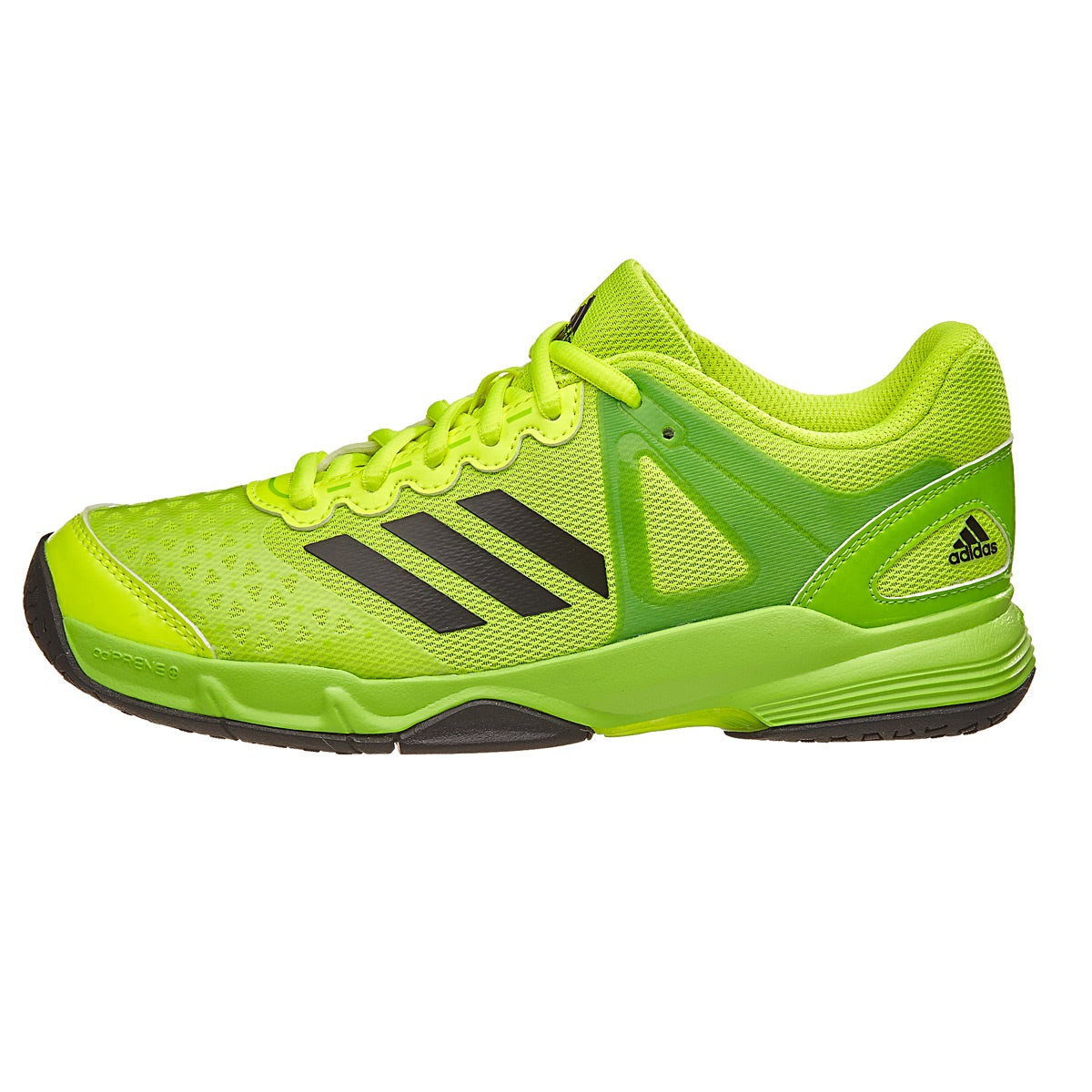 Neon Yellow Adidas Shoes