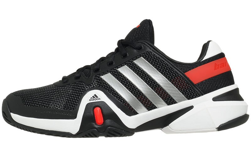 adidas barricade red black