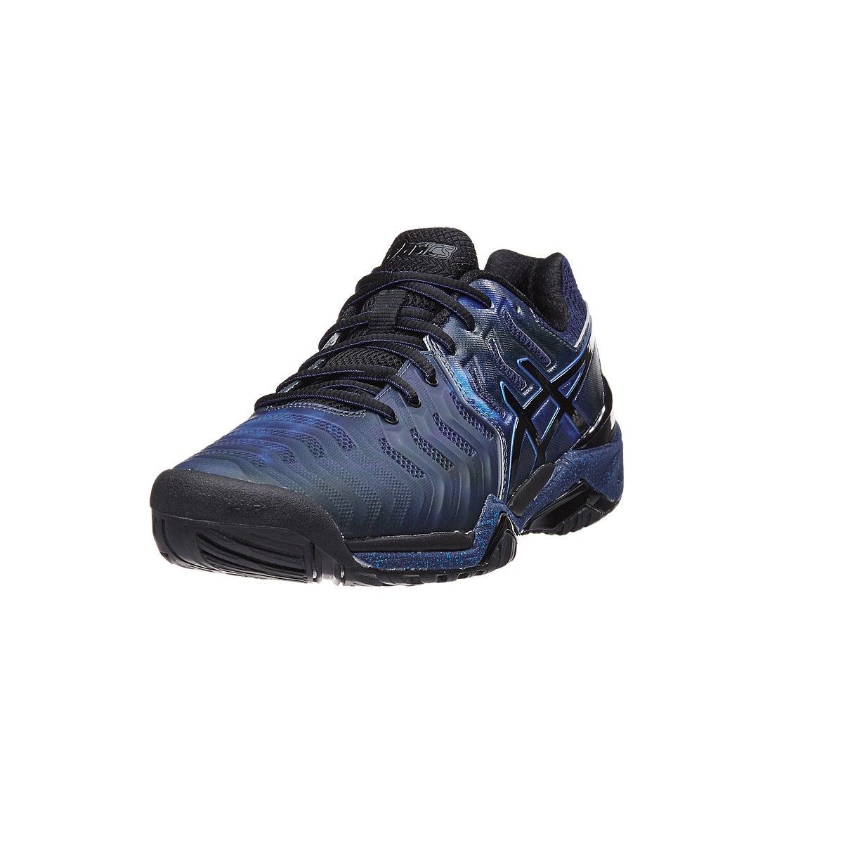 Asics Gel Resolution 7 Winter Solstice Men's Shoes 360° View
