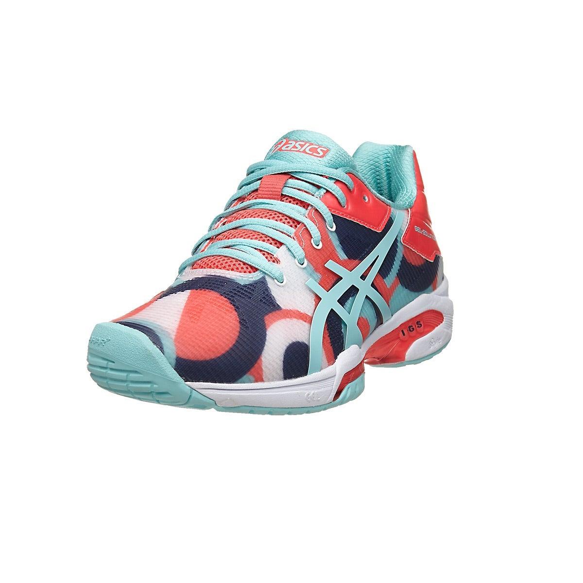 Chaussures Femme Asics Gel Solution Solution Speed 3 Groove 3 Vue Asics 360 ° d2fff6f - caillouoyunlari.info