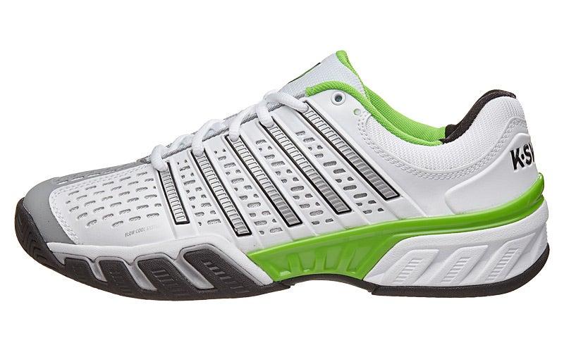 Black Green Shoes
