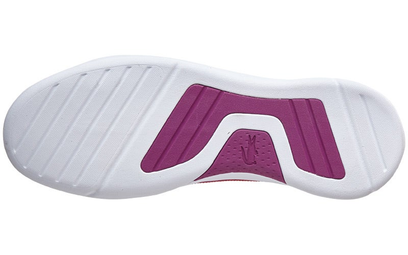 Lacoste LT Spirit Elite Purple Women's Shoes 360° View.