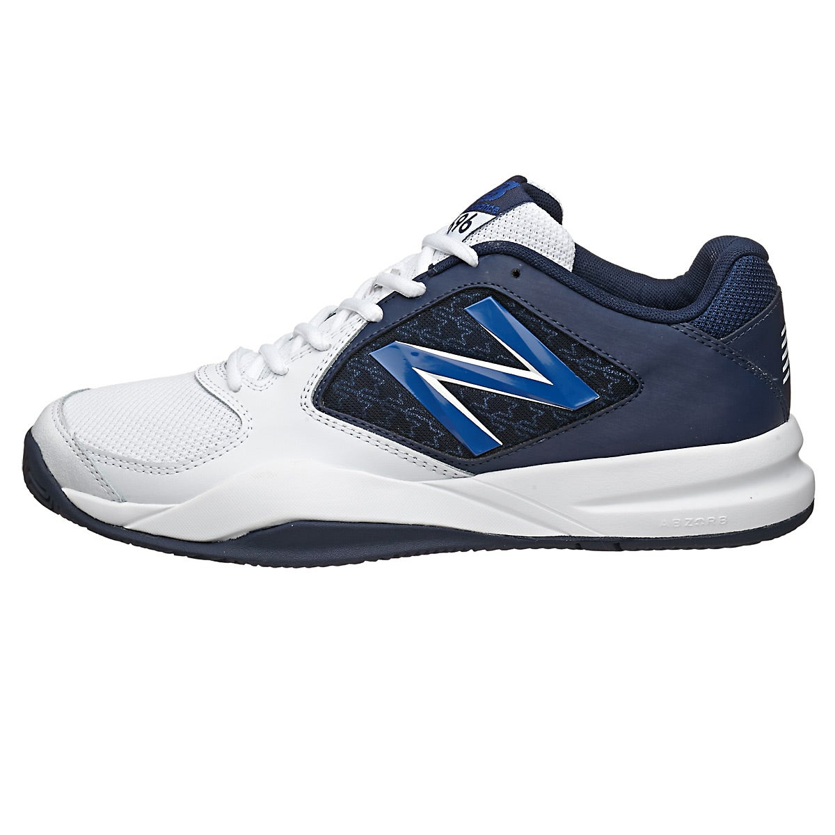 Navy New Balance Shoes