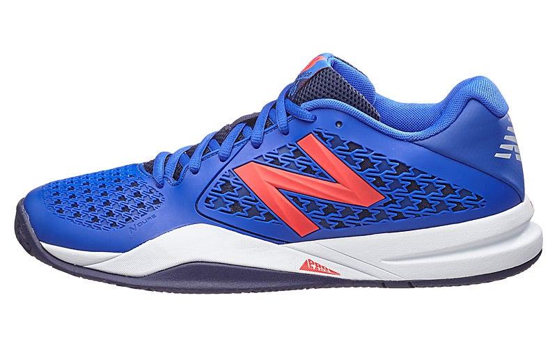 New Balance Shoes Blue And Orange