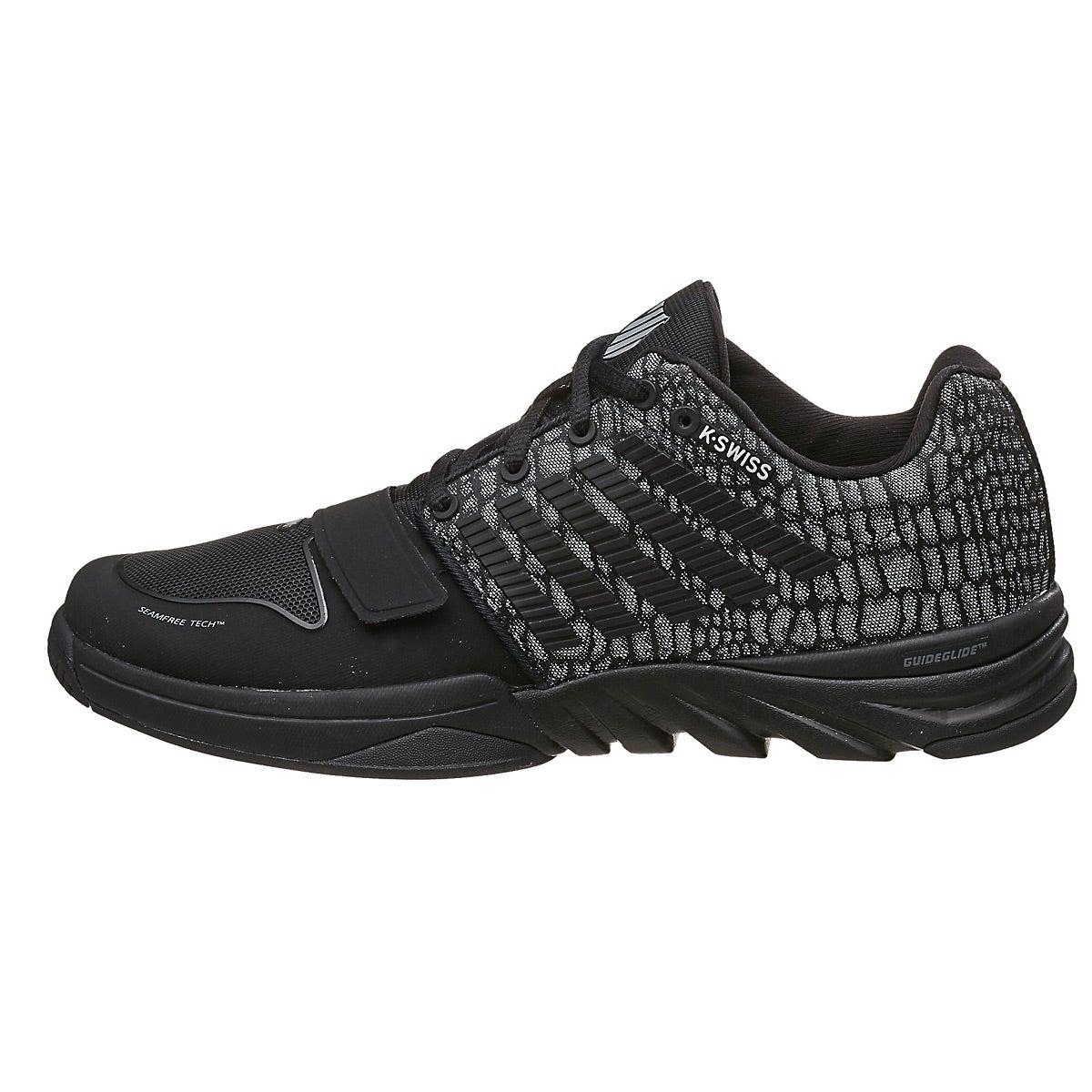 Kswiss Shoes Black