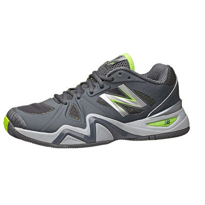 New Balance MC 1296 D Grey/Green Men's Shoes 360° View.