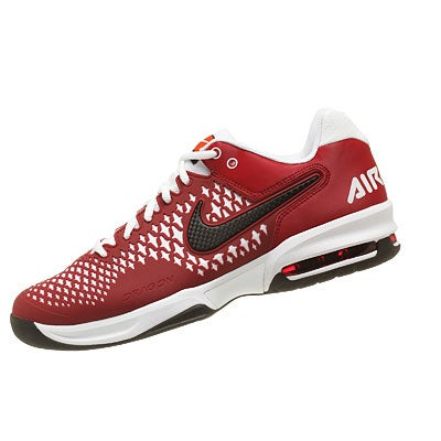 premium selection 2c77a 4229b ... maroon white Nike Air Max Cage TS MaroonWhite Shoe 360° View.