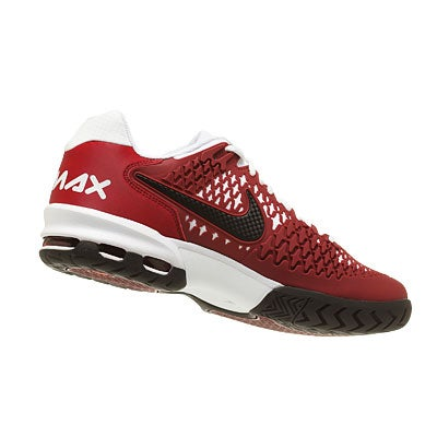 nike air max cage ts maroon white shoe