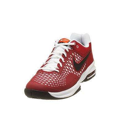 ... nike air max cage ts maroon white shoe 360° view. ...