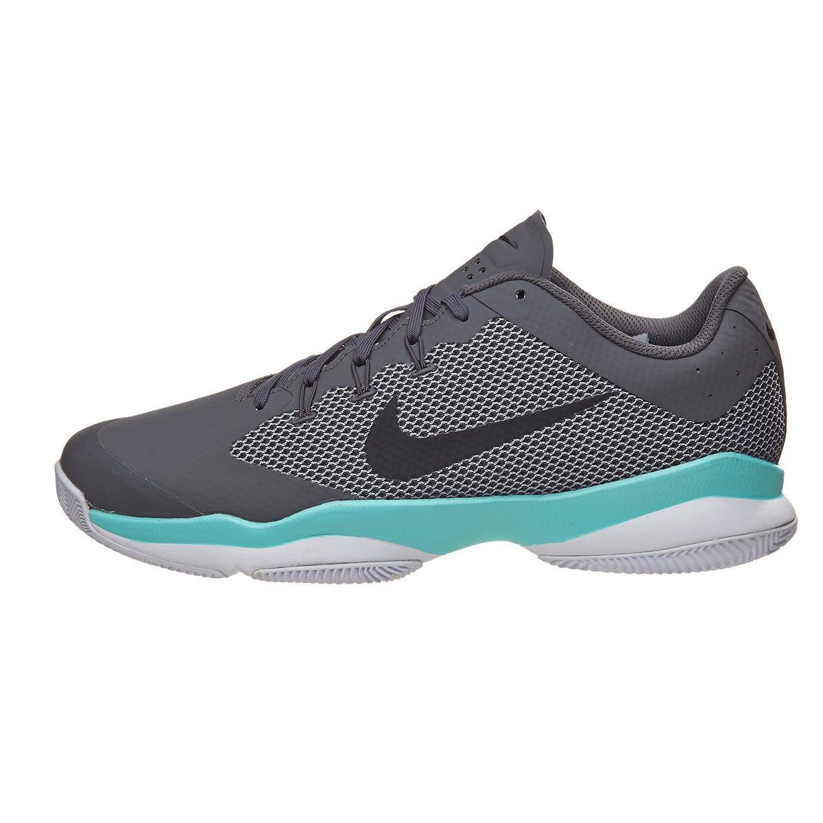 Nike Air Zoom Ultra Grey/Green Men's Shoe 360° View