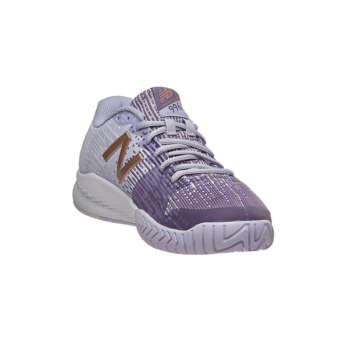 reputable site d4a8c 1a0ba ... italy new balance wc 996v3 d purple gold womens shoe 360 view. 8cd40  24686