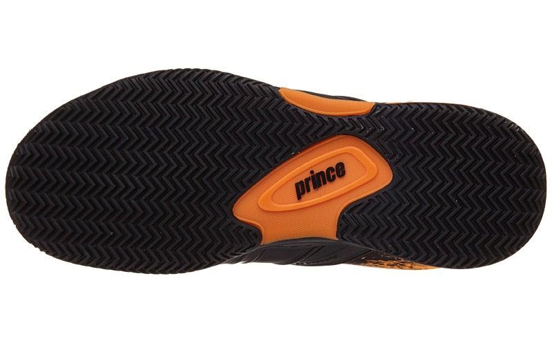 Prince Warrior Lite Black Orange Men S Shoe