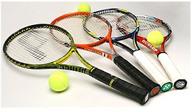 tennis racquets for sale