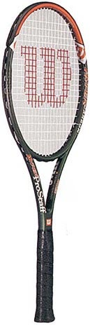 """The Hyper ProStaff 6.5 is a departure from the stereotypical ProStaff racquet. If ProStaff were an actual word in the dictionary, it would be defined as """"a ..."""