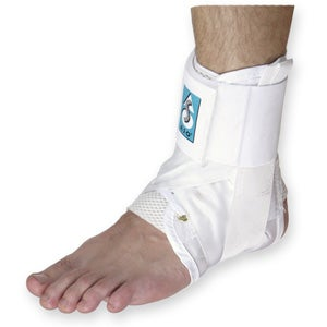 suggest a shoe wide ankle support talk tennis