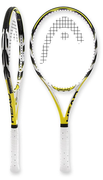 Tennis Warehouse - Head MicroGel Extreme Racquets Review
