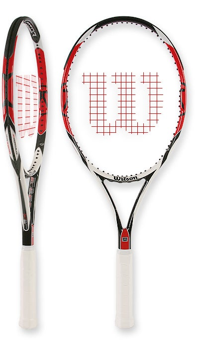 Tennis Warehouse - Wilson KSix-One 95 Tennis Racquet Review