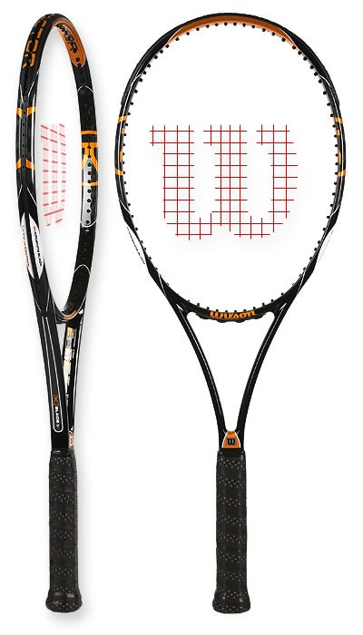 Tennis Warehouse - Wilson K Blade Racquet Review