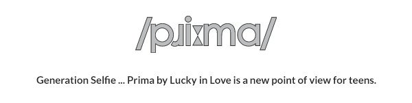 Prima by Lucky In Love - Teen Apparel