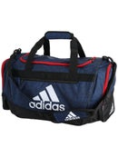 7952fb4e3c0a adidas Defender III Medium Duffel Bag Royal