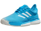 b2677cdf765 Image of adidas Women s SoleCourt Boost Tennis Shoes