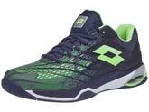 4de2dd677cf Lotto Mirage 100 SPD Blue Green Silver Men s Shoes