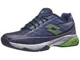 c2e0b9d87986 Lotto Mirage 300 SPD Navy/Green Men's Shoes