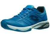 31aef10b1f4 Lotto Viper Ultra IV Clay Blue Men s Shoes