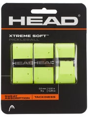 NEW Head Xtreme Soft Tennis Overgrip Pink 3 Pack Xtremesoft over grip