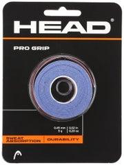 White Pack Head Prime Pro Tennis Overgrip 3