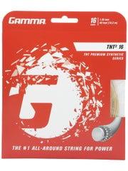 Gamma TNT2 17 1.27mm Tennis Strings 110M Reel