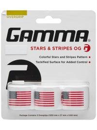 Gamma Overgrip Tape Splatter Pack of 3