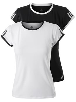 adidas Ultimate Womens V Neck T Shirt [MSRP: $25.00]