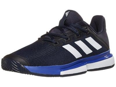 adidas SoleMatch Bounce Men's Tennis Shoes Tennis Warehouse