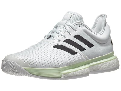 adidas Sole Court Boost Parley Mens Tennis Shoe