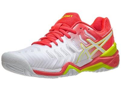 Asics Gel Resolution 7 BluePink Women's Shoes E751Y 400