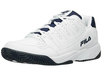Fila Double Bounce White/Navy Men's Shoes