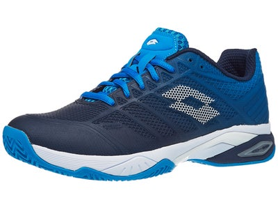 Lotto Ultrasphere Clay Mens Blue//White 12.0
