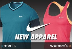 New Nike Apparel