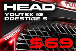 HEAD YOUTEK IG Prestige S