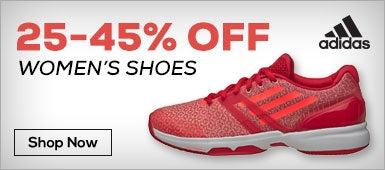 Adidas Women's Shoes 25-45% Off