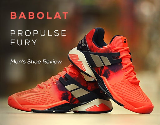 Babolat Propulse Fury Review