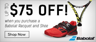 Babolat Shoe and Racquet Deal