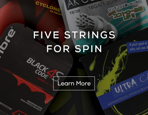 Five Strings for Spin