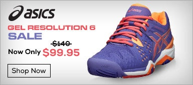 Asics Gel Resolution 6 Sale