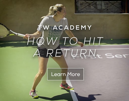 How to hit a return