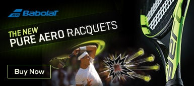 Babolat Pure Aero Now Available