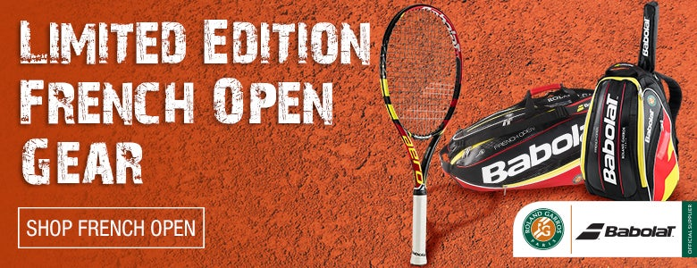 Babolat French Open Gear